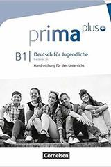 Prima plus · Deutsch für Jugendliche Allgemeine Ausgabe · B1: Gesamtband -  AA.VV. - Cornelsen