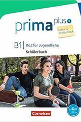 Prima plus - Leben in Deutschland · DaZ für Jugendliche B1 -  AA.VV. - Cornelsen