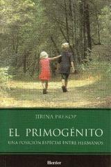 El Primogénito - Jirina Prekop - Herder México
