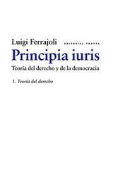 Principia iuris - Luigi Ferrajoli - Trotta
