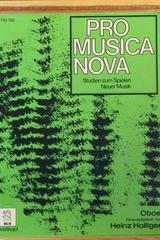 Pro Musica Nova (oboe) -  AA.VV. - Otras editoriales