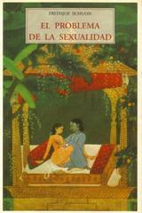 El Problema de la sexualidad - Frithjof Schuon - Olañeta