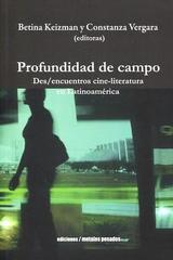 Profundidad de campo -  AA.VV. - Ediciones Metales pesados