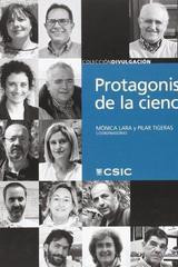 Protagonistas de la ciencia -  AA.VV. - Catarata