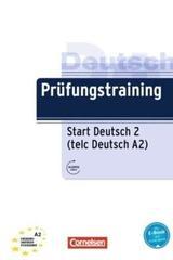Prüfungstraining DAF A2 - telc Deutsch A2 Star Deutsch 2 -  AA.VV. - Cornelsen