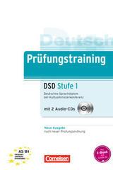 Prüfungstraining DaF A2-B1 -  AA.VV. - Cornelsen