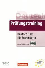 Prüfungstraining, Deutsch-Test für Zuwanderer mit CD A2/B1 -  AA.VV. - Cornelsen