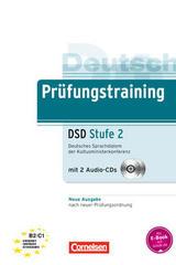 Prüfungstraining DSD Stufe 2 + ebook -  AA.VV. - Cornelsen
