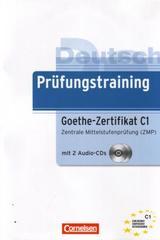 Prüfungstraining, Goethe-Zertifikat C1 -  AA.VV. - Cornelsen
