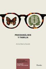 Psicoanálisis y familia - Anna María Nicolò - Herder