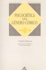 Psicocrítica del género cómico - Charles Mauron - Arco