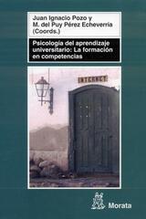 Psicología del aprendizaje universitario -  AA.VV. - Morata