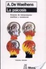 La Psicosis  - Alphonse de Waelhens - Morata