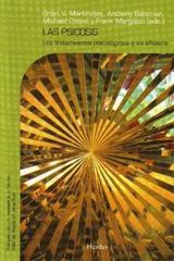 Las Psicosis - Brian V. Martindale - Herder