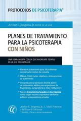 Planes de tratamiento para la psicoterapia con niños - Arthur E. Jongsma - Eleftheria