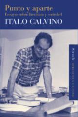 Punto y aparte - Italo Calvino - Siruela