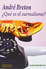 Qué es el surrealismo - André Breton - Casimiro