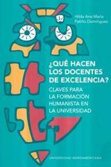 Qué hacen los docentes de excelencia? - Hilda Patiño - Ibero