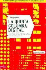 La quinta columna digital - Andoni Alonso - Editorial Gedisa