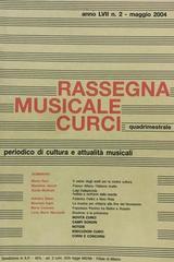 Rassegna Musicale Curci -  AA.VV. - Otras editoriales