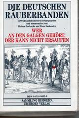 Die Deutsche Räuberbanden -  AA.VV. - Otras editoriales