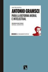Para la reforma moral e intelectual - Antonio Gramsci - Catarata
