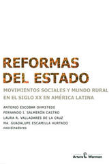 Reformas del estado - Antonio Escobar Ohmstede - Ibero