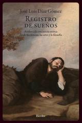Registro de sueños - José Luis Díaz Gómez - Herder México
