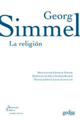 La religión - Georg Simmel - Editorial Gedisa