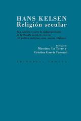 Religión secular - Hans Kelsen  - Trotta