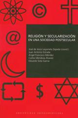 Religión y secularización en una sociedad postsecular - José de Jesús Legorreta Zepeda - Ibero