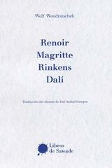 Renoir, Magritte, Rinkens, Dalí - Wolf Wondratschek - Libros de Sawade