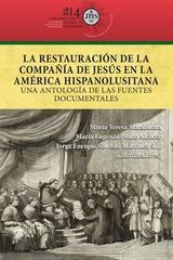 La restauración de la Compañía de Jesús en la América Hispanolusitana -  AA.VV. - Ibero
