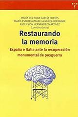 Restaurando la memoria -  AA.VV. - Trea