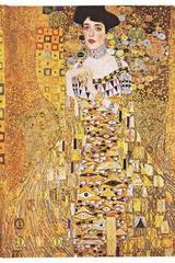 Centenario de Klimt - Retrato de Adele - Midi -  Paperblanks - Paperblanks