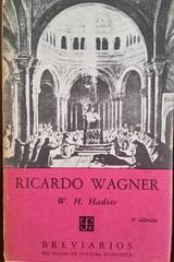 Ricardo Wagner - W.H. Hadow - Fondo de Cultura Económica