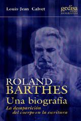 Roland Barthes - Louis-Jean Calvet - Editorial Gedisa
