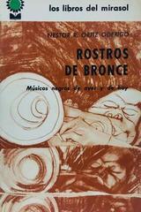 Rostros de bronce - Nestor Ortiz Oderigo -  AA.VV. - Otras editoriales