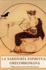 La sabiduría espiritual grecorromana -  AA.VV. - Olañeta