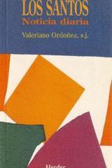 La Santos, noticia diaria - Valeriano Ordoñez - Herder