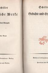 Schiller Sämtliche Werke - Friedrich Schiller - Otras editoriales