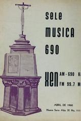 Sele música 111 (abril) -  AA.VV. - Otras editoriales