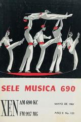 Sele música 123 (mayo) -  AA.VV. - Otras editoriales