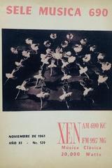 Sele música 129 (noviembre) -  AA.VV. - Otras editoriales