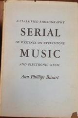 Serial Music - Anne Phillips Basart - Otras editoriales