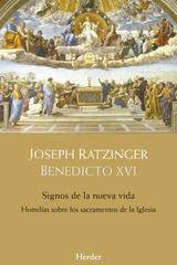 Signos de la nueva vida - Joseph Ratzinger - Herder