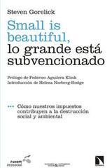 Small is beautiful - Steven Gorelick - Catarata