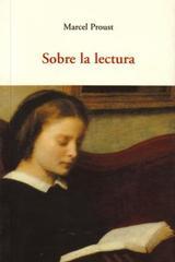 Sobre la lectura - Marcel Proust - Olañeta