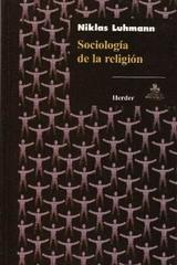 Sociología de la religión - Niklas Luhmann - Herder México