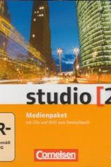 Studio 21 A1 - Medienpaket CD+DVD -  AA.VV. - Cornelsen